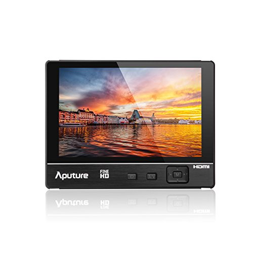 For Sale Aputure VS-2 FineHD 7 Inch Ultra HD 1920×1200 LTPS Camera Field Monitor Supports HDMI YPbPr AV Interface Features Peaking Highlight Focus-Assist Functions and Exposure Control for Perfect Exposure Special