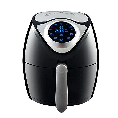 1300w Heiluftfritteuse Fritteuse Airfryer Kein L Erforderlich Einfach Zu Reinigen Mit 26 Liter Fassungsvermgen