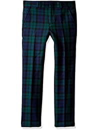 Brooks Brothers Boys' Blackwatch Suit Pant
