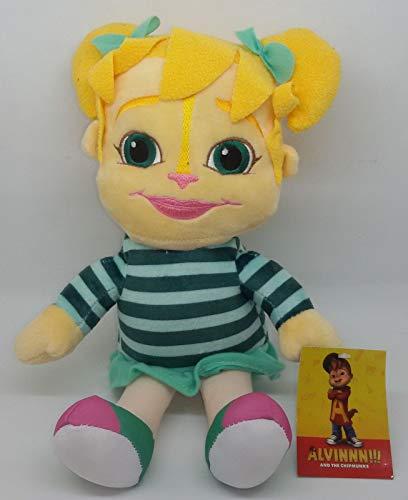TopschnaeppchenDSH Alvin und die Chipmunks Plüsch Figur Eleanor 30 cm groß (Alvin Chipmunks Spielzeug)