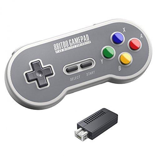 QUMOX 8Bitdo SF30 2.4G Wireless Controller Gamepad für Nintendo SFC Classic Edition - 1-konsole-verlängerungskabel