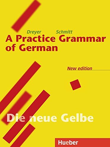 A Practice Grammar of German by Hilke Dreyer (2005-01-01)
