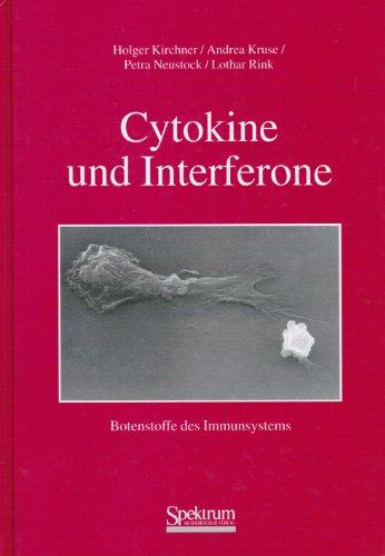 Cytokine und Interferone: Botenstoffe des Immunsystems