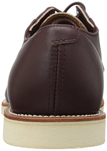 Red Wing Shoes , Chaussures à lacets homme Rot (Merlot)