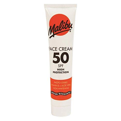 Malibu - Sonnenschutz-Gesichts-Lotion 50 - High Protection - 40 ml