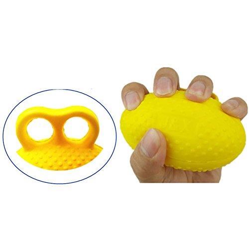 Dxlta Finger Grip Ball Hand Finger Massage Strength Team Muscle Power Training Fitness Gripper