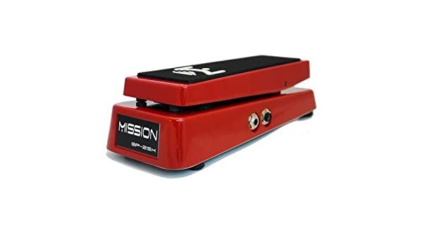 EP-25K-RD Expression Pedal f Mission Engineering Strymon TC Electronic etc.