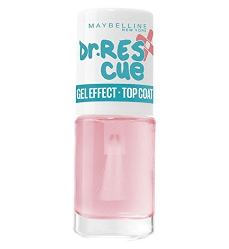 Maybelline Dr. Rescue Care Gel 7 ml TOP COAT Nagellack