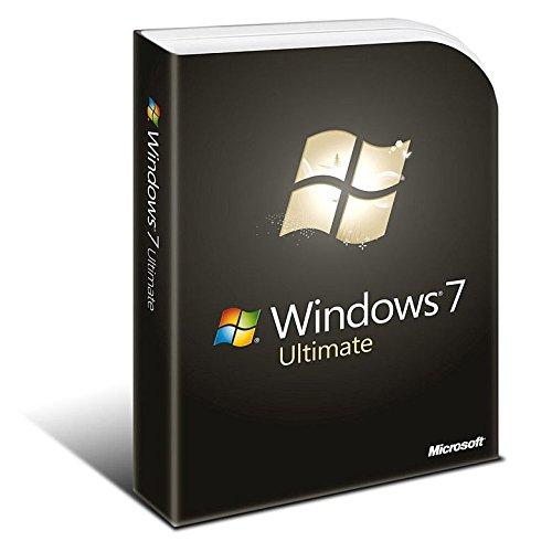 Windows 7 Ultimate 64Bit OEM DVD+COA Lizenzechlüssel SP Deutsch Multilaguage (Windows 7 Ultimate Oem 64bit)