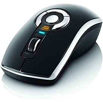 2108a9d0837 Gyration Air Mouse Elite Wireless Mouse for In-Air/Desk Use: Amazon ...