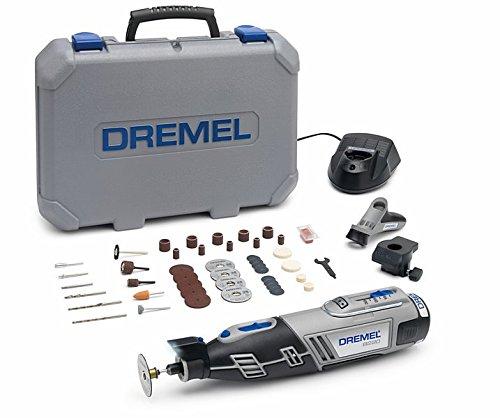 Dremel 8220 2/45 - Multiherramienta inalámbrica 12V