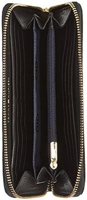 Tommy Hilfiger Women's Soft Leather Large Z/a Wallet Wallet