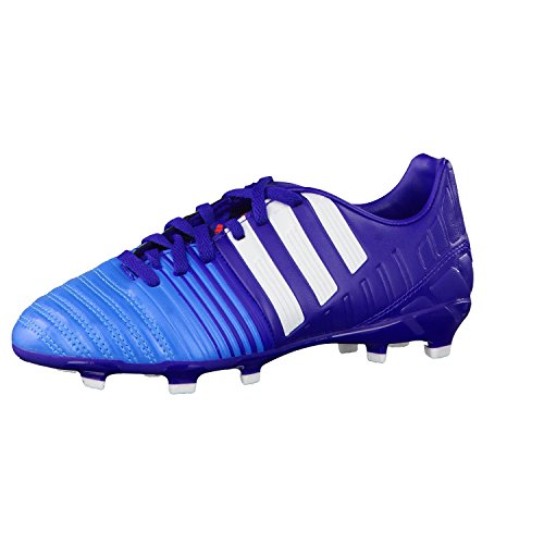 adidas Nitro charge base ball 3,0 TRX FG scarpa bambino Viola - amazon purple f14/ftwr white/solar blue2 s14