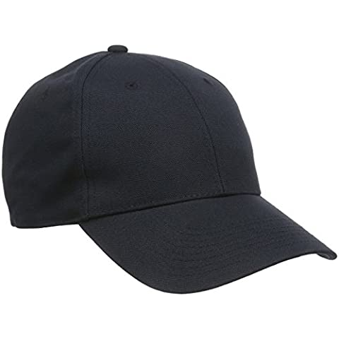 Nike Team Club Cap - Visera unisex, color negro / blanco, talla 1SIZE