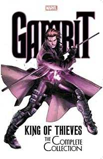 Gambit: King of Thieves - The Complete Collection (1302917781) | Amazon Products