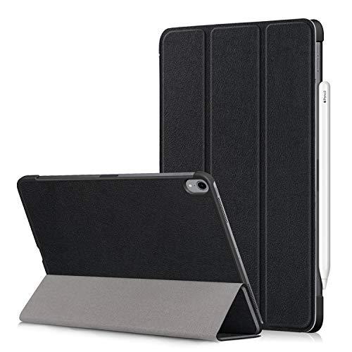 Fmway PU Leder Flip Cover Hülle Case mit Auto Schlaf/Wach und Ständerfunktion Funktion mit für iPad Pro 11 Zoll 2018(Lademodus des Apple Pencils 2nd Gen Wird unterstützt) (13)