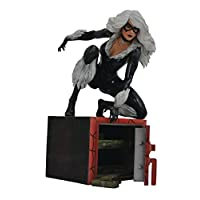 DIAMOND SELECT TOYS Marvel Gallery Black Cat PVC Figure