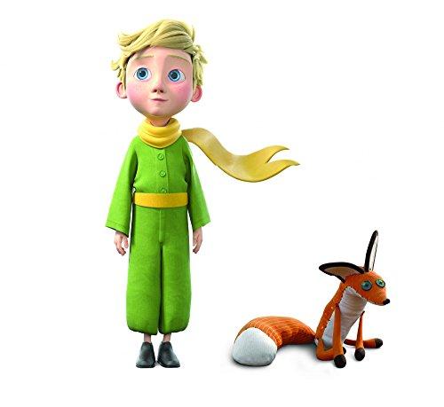 Preisvergleich Produktbild Hape - The Little Prince -Set Sammelfiguren Der Kleine Prinz mit Fuchs, Pilot und Flugzeug