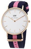 Reloj Daniel Wellington para mujer de nailon blanco de Daniel Wellington