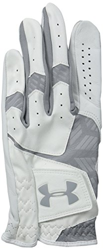 Under Armour Men's CoolSwitch Golf Glove, White (102), Left Medium/Large by...