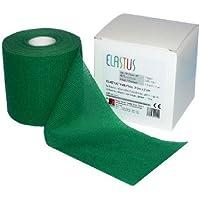 Elastus Dünne Selbsthaftende elastische Fixierbinde, grün, 20 m x 8 cm, 72843_grün preisvergleich bei billige-tabletten.eu