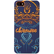 Chiemsee 04022 MERU Dunkelblau Cover Case für Apple iPhone 5 / 5S
