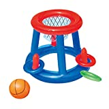 Best Game Pools - SuperCat Inflatable Floating Hoop Ring Toss Game Swimming Review