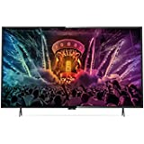 'Philips 6000 Series 55put6101 55 4 K Ultra HD Smart TV Wifi TV (IEC, 4 K Ultra HD, a +, 16 : 9, zoom, noir)
