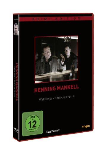 Wallander - Tödliche Fracht (Krimi-Edition): Alle Infos bei Amazon