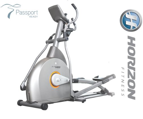 Elite E4000 Crosstrainer mit Passport Ready Kompatibel- Horizon Fitness - 6
