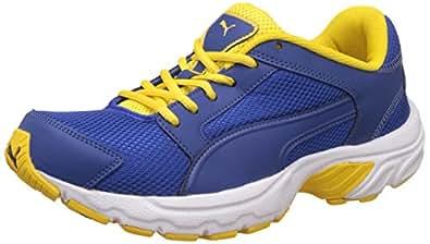 Puma Men's Splendor Peacoat and Zinia Running Shoes - 10 UK/India (44.5 EU)