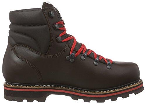 Hanwag Grünten Winter, Chaussures de randonnée homme Multicolore - Mehrfarbig (Marone 32)