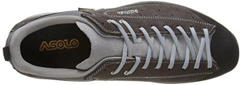 Asolo Shiver Gv MM, Chaussures de Randonnée Basses Homme Gris (A280)