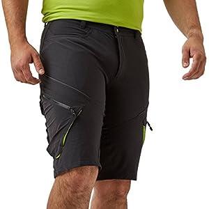 41V7px8h8oL. SS300  - GORE WEAR Men's Shorts Gore Bike Wear Men's Element Shorts - Black, Small