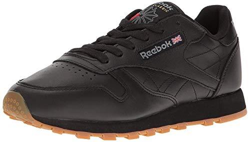 Reebok Classic 49802 Trainers Black Gum Size 6