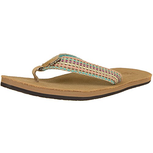 Reef Gypsylove Women Flip Flops Sandalen Sandals (40 EU, Teal) -