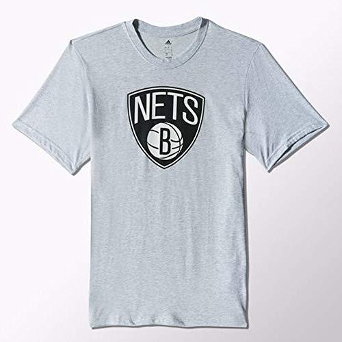 NBA Logo T-Shirt Nets, Größe Textil:XL