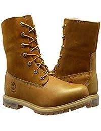 Timberland Authentics FTW_Teddy Fleece WP Fold Down Damen Stiefel