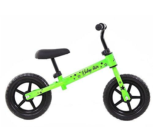 Riscko Bicicleta sin Pedales Baby Star (Verde...