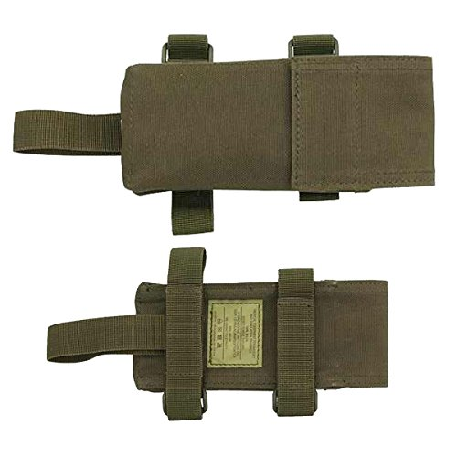 Fields Airsoft Stock Magazine Pouch For M-Series Mags Various Camo's