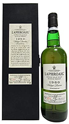 Laphroaig - Vintage Reserve - 1960 40 year old Whisky