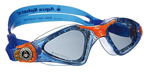 Aqua Sphere Schwimmbrille Kayenne Junior Kinder Taucherbrille transparent getönt