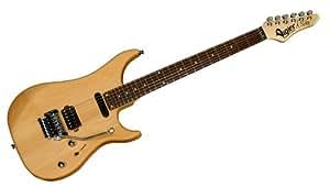 Guitares électriques VIGIER EXCALIBUR BFOOT SIGNATURE NATURAL ALDER MAT + ETUI Métal - moderne