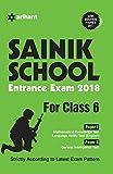 Sainik School Entrance Exam 2018 for Class 6