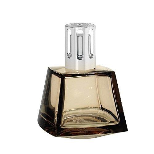 LAMPE BERGER Polygone Parfumé Verre Fumé 9 x 9 x 12,5 cm 1 unités