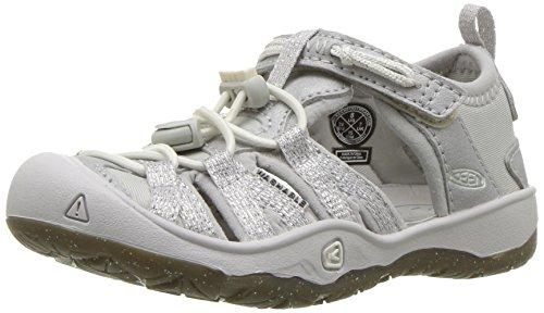 Keen Moxie Sandal Sandals Kids Silver Schuhgröße US 9 | EU 25/26 2018 Sandalen