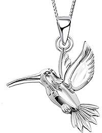 Anhänger mit 40cm Halskette Kette Kinder Mädchen Damen Frauen 925 echt  Sterling Silber 90da5ea1b7
