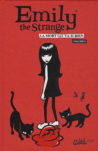 Emily the Strange - BD, Tome 2 : La mort lui va si bien