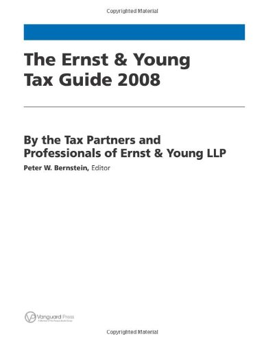 the-ernst-and-young-tax-guide-2008-ernst-young-tax-guide