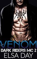 Venom (Dark Riders Motorcycle Club Book 2)